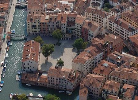 The Ghetto of Venezia